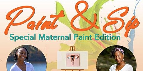 Mama Talk: Paint & Sip Edition Tickets
