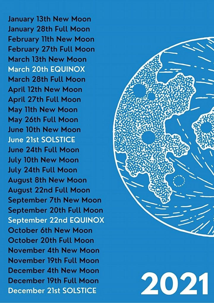 EQUINOX - Moon and Sun Celebrations image
