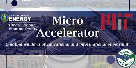 Micro Accelerator: Information Session Featuring MIT tickets