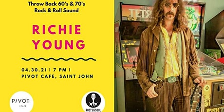 LIVE MUSIC: Richie Young tickets