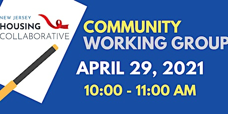 Community Working Group tickets