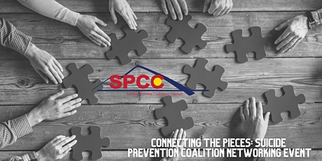 Connecting the Pieces: Suicide Prevention Networking Event tickets