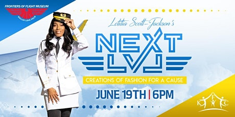 "2021 CREATIONS OF FASHION FOR A CAUSE ""NEXT LEVEL"" tickets"