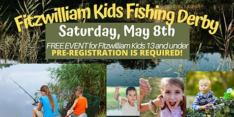 Fitzwilliam Kids Fishing Derby tickets