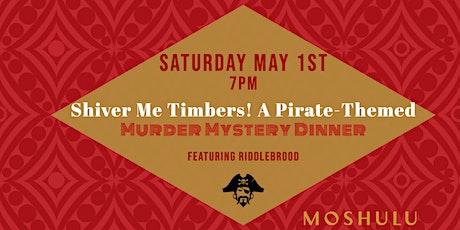 Murder Mystery Dinner Theatre tickets