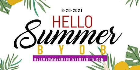 HELLO SUMMER tickets