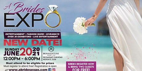 A Brides Expo 2021 tickets