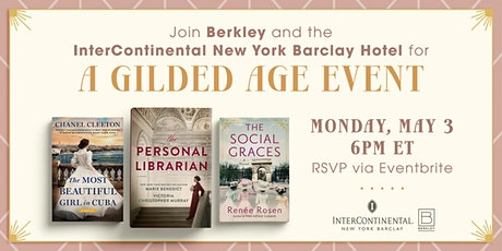 Experience Gilded Age NYC | Barclay Book Club tickets