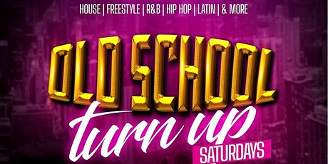 Oldschool Saturdays tickets