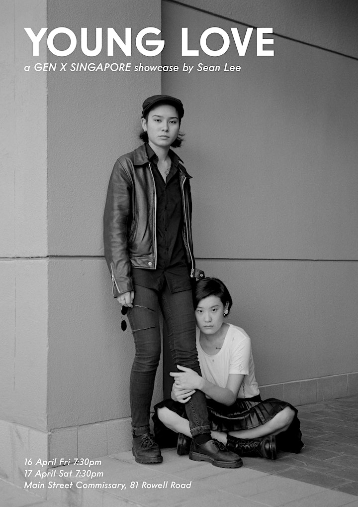 Young Love (a GEN X SINGAPORE showcase by Sean Lee) image