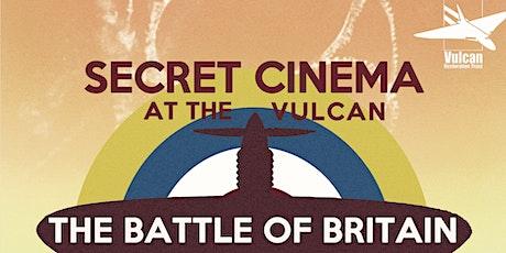Secret Cinema at the Vulcan tickets
