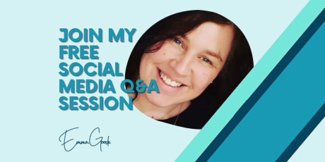 Social Media Surgery - Ask Me Your Questions tickets