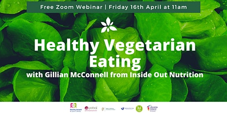 Healthy Vegetarian Eating tickets