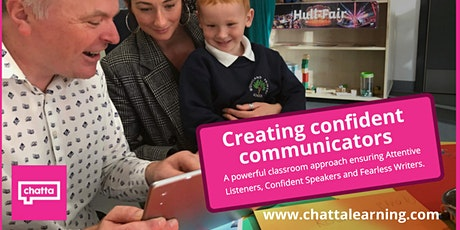 Chatta: Creating Confident Communicators in EYFS tickets
