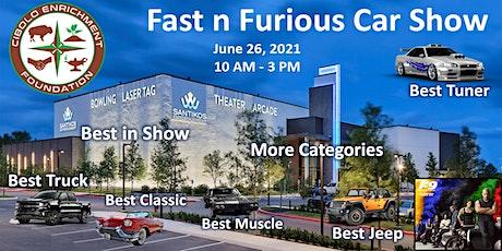 Fast N Furious Car Show tickets