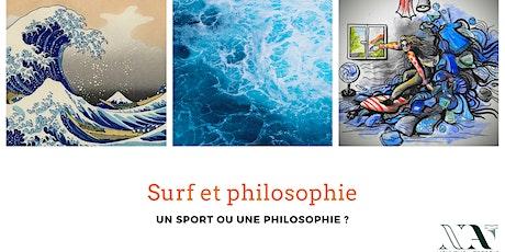 La philosophie du surf : une conférence immersive billets