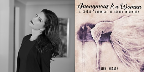 Nina Ansary presents Anonymous Is a Woman at Literaturhaus Berlin Tickets