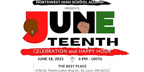JUNETEENTH CELEBRATION - NORTHWEST HIGH SCHOOL ALUMNI tickets