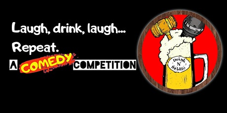 Drink N' Debate Comedy Competition tickets
