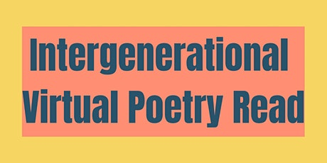 Intergenerational Poetry Read tickets