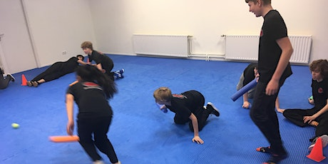 KIDS KRAV MAGA  - bootcamp (7-11 jaar) tickets