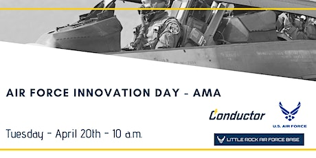Air Force Innovation Day - AMA tickets