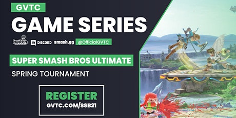 GVTC Game Series - Spring Tournament tickets