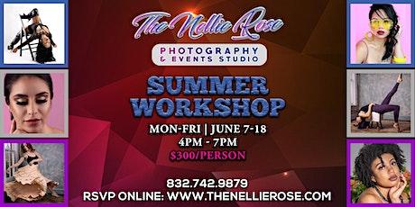 Summer Workshop tickets