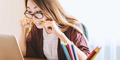 """""""Learning"""" - Pratice French/ pratiquez le français (Intermediate) 45 mins tickets"""