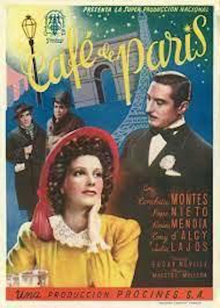Imagen de PRESENTACIÓN: LA CODORNIZ, DE LA REVISTA A LA PANTALLA/ CAFÉ DE PARIS