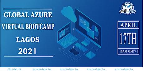 Global Azure Virtual Bootcamp 2021 - Keynote Session tickets