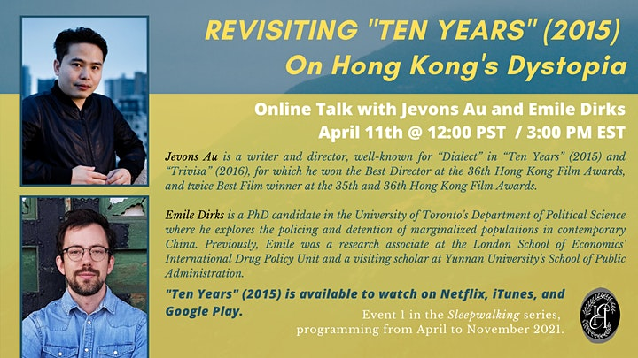 """Revisiting """"Ten Years"""": On Hong Kong's Dystopia image"""