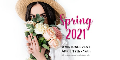 Spring 2021 Virtual Event tickets