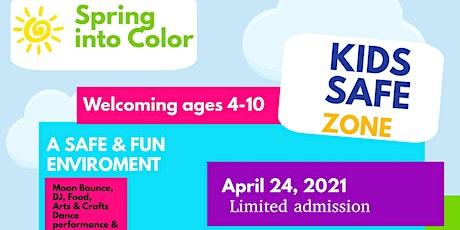 Spring into Color tickets