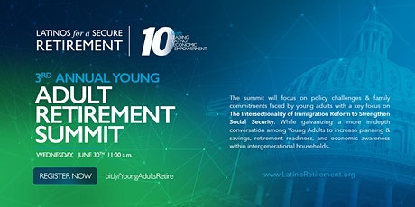3rd Annual Young Adult Retirement Summit tickets