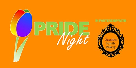 PRIDE Night with Saunders Family Bakery: Cookie Decorating tickets