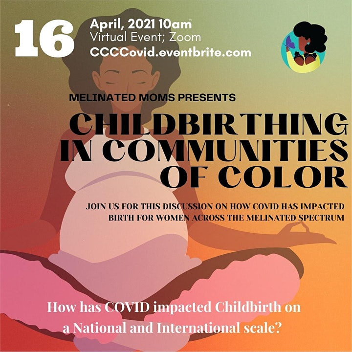 Childbirthing in Communities of Color: COVID & Child Birth image