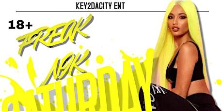Freak Nik Saturday tickets