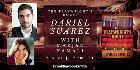 Dariel Suarez with Marjan Kamali: The Playwright's House tickets