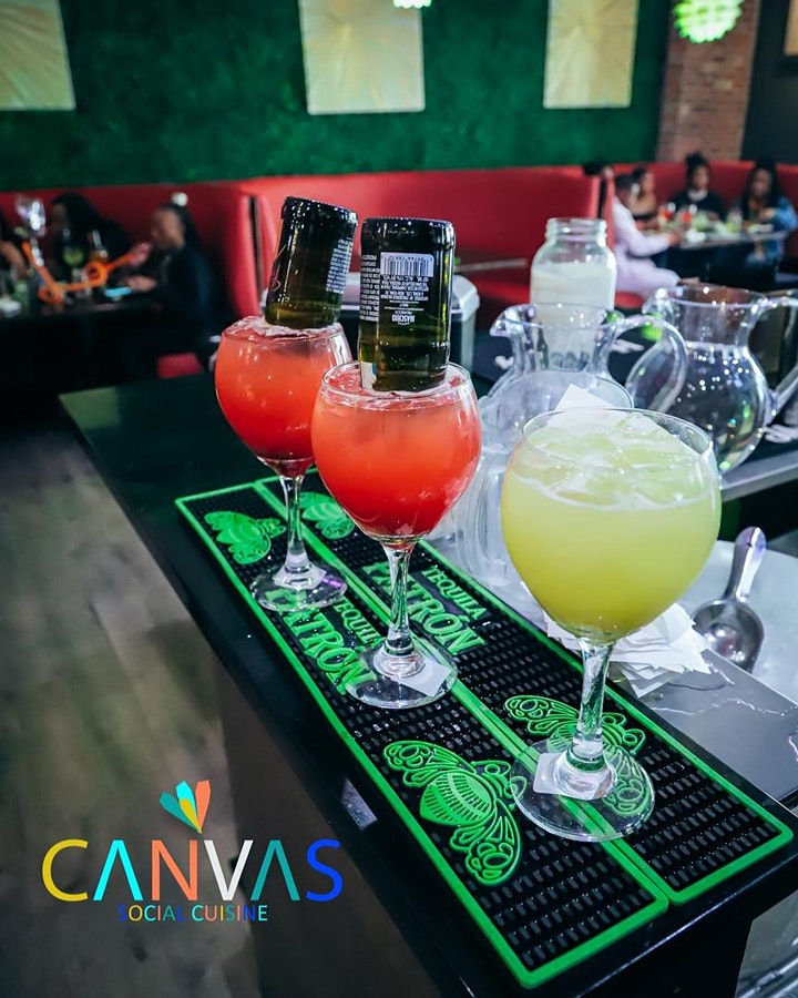 Brunch and Dinner parties @ Canvas image