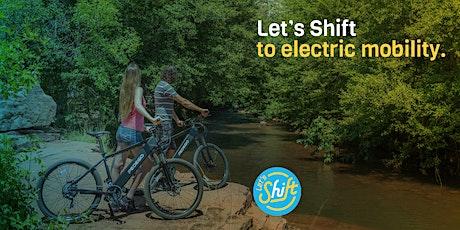Shift to E-Bikes tickets