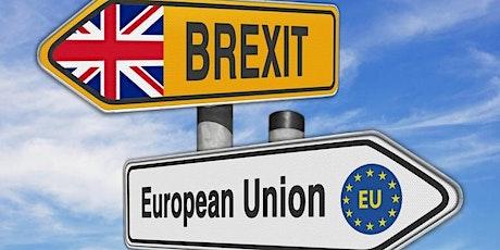 Conséquences  et difficultés du Brexit pour les entrepreneurs tickets