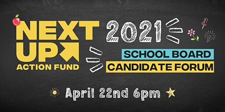 School Board Candidate Forum tickets