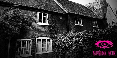 Graisley Old Hall Wolverhampton Ghost Hunt Paranormal Eye UK tickets