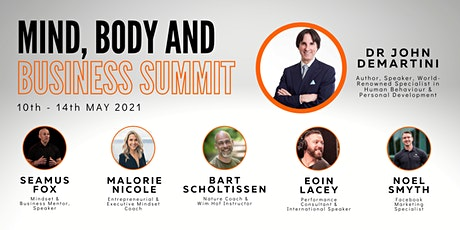 Mind, Body and Business Summit tickets