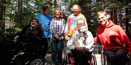 Outdoor Accessibility Day tickets