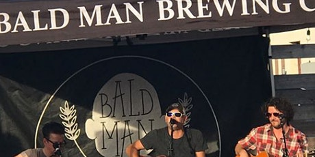 GB Leighton Plays at Bald Man Brewing's Thirsty Thursdays Patio Party Event tickets