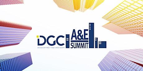 DGC's 2021 A&E Virtual Summit - Navigating The Path Forward tickets