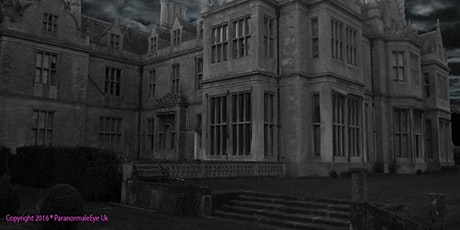 Revesby Abbey Lincolnshire Ghost Hunt Paranormal Eye UK tickets
