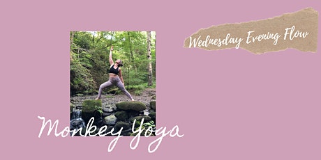 Wednesday Evening Yoga Flow [Virtual on Zoom] tickets